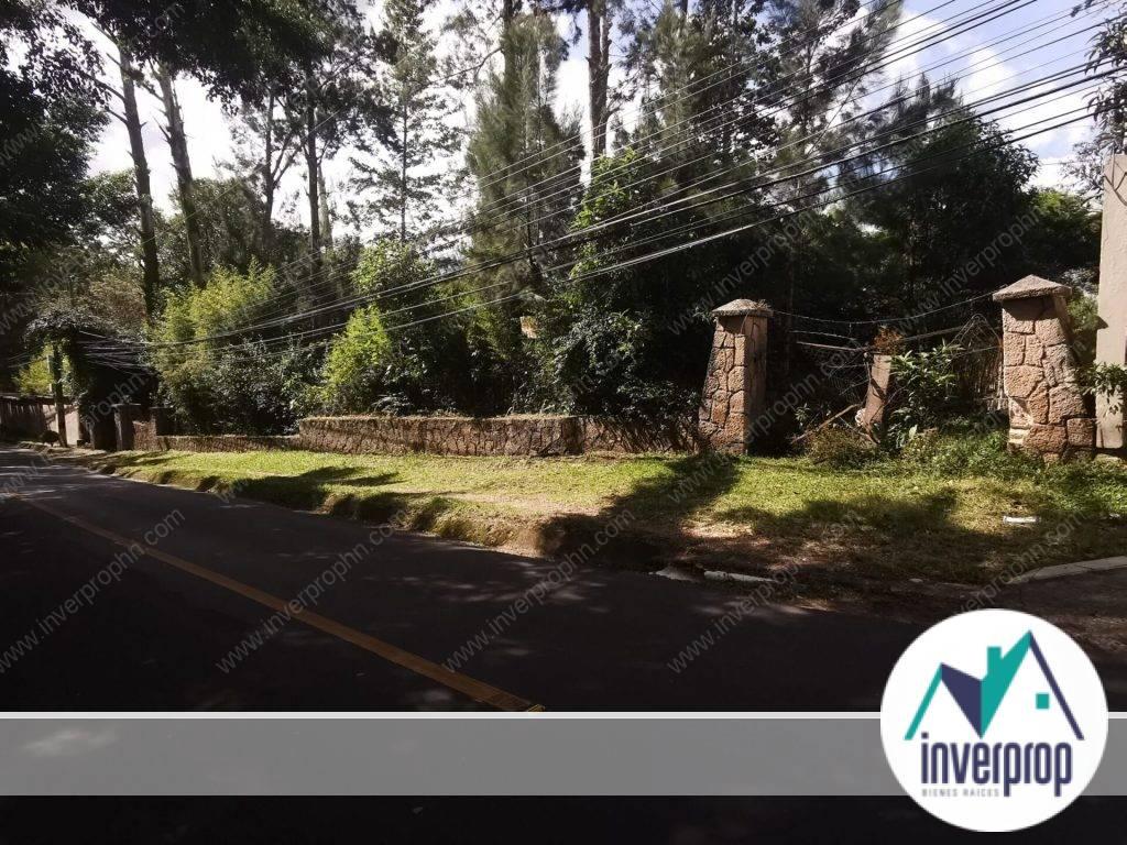 inverprop bienes raices tegucigalpa terrenos de campo