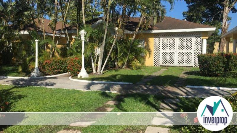 inverprop bienes raíces la ceiba venta de casa en palma real