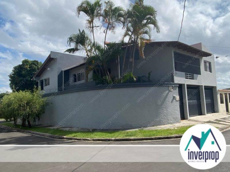 inverprop bienes raíces tegucigalpa alquiler casa los robles