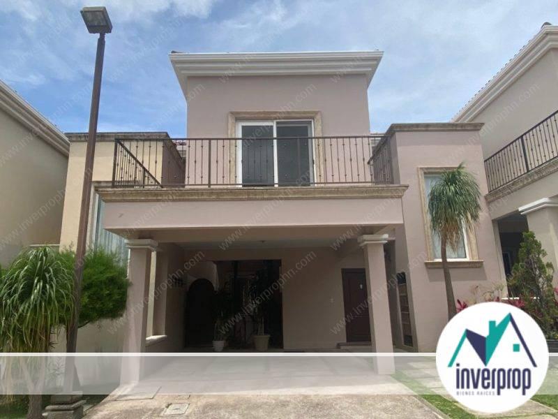 inverprop bienes raíces tegucigalpa alquiler de casa lomas del guijarro